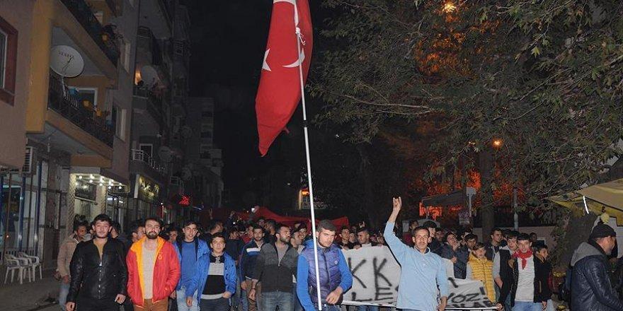 İzmir'de gömülen teröristin cesedi il dışına taşındı