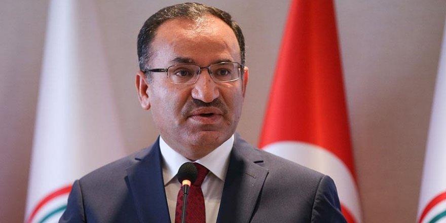 Bozdağ: AB Türkiye'ye ayar veremez