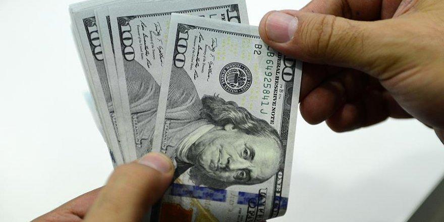Dolar 3,41'in altına geriledi
