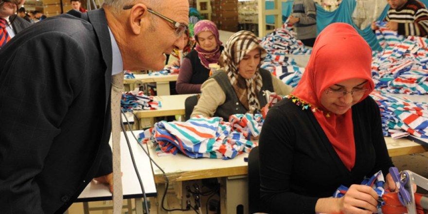 14 milyon ev kadınına iş fırsatı