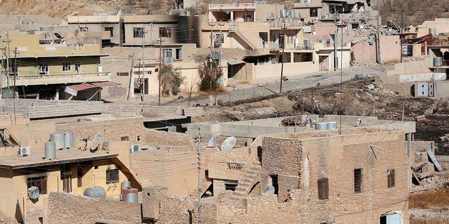 Musul'da DEAŞ'tan kurtarılan bölgelerin yeniden imarı