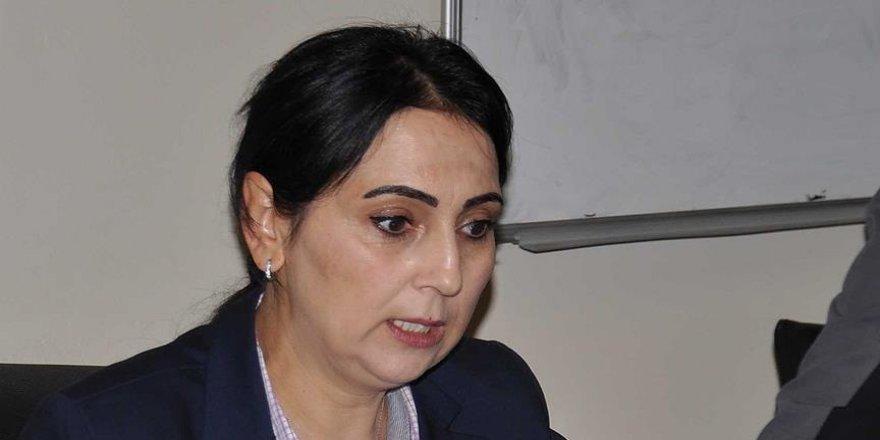 HDP'li Yüksekdağ duruşmaya katılmadı