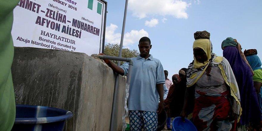 Denizli'den Nijerya'ya yardım köprüsü kurdular