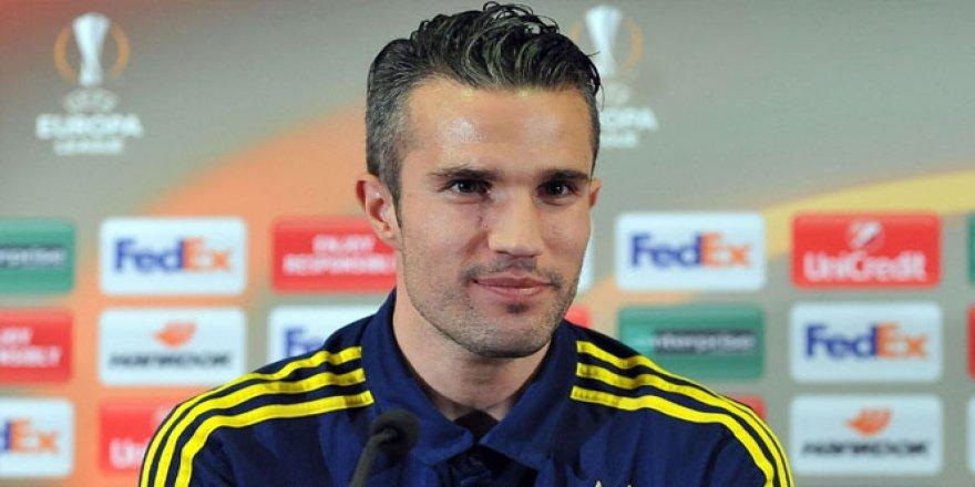 Robin van Persie'den 'Bale' benzetmesi