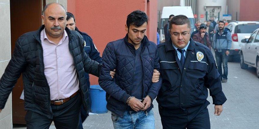 CHP İlçe Başkanlığı binasını kundaklayan zanlı tutuklandı