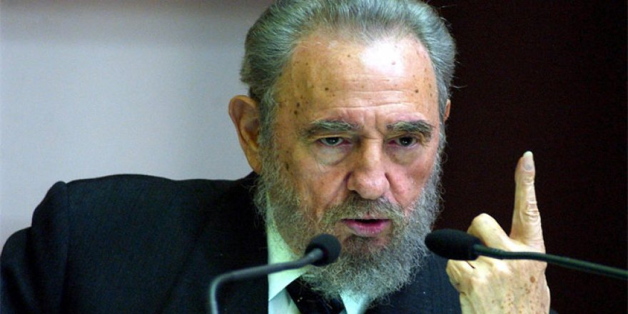 Kuzey Kore'den Fidel Castro için 3 günlük yas