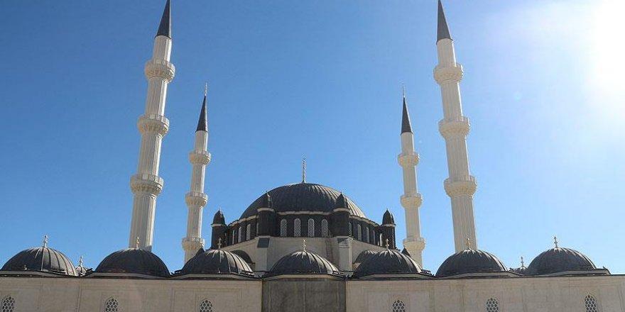 KKTC'de Hala Sultan Camisi bölgedeki ihtiyacı karşılayacak