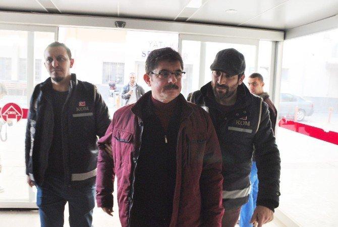Batman Üniversitesi'ne FETÖ operasyonu: 2 gözaltı