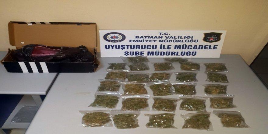 Batman'da uyuşturucu operasyonları: 15 kişi tutuklandı