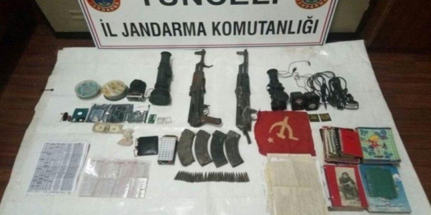 Tunceli'de 3 terörist öldürüldü