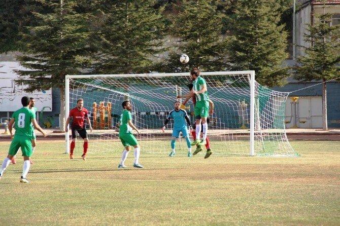 Yeşil Kırşehirspor farklı kazandı