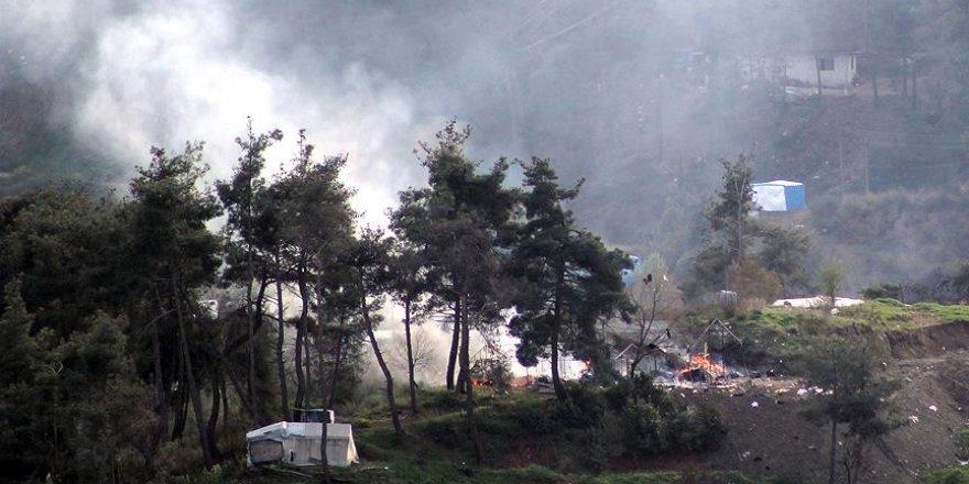 Esed rejiminin Türkmendağı ve Cebel Ekrad'a saldırısı sürüyor
