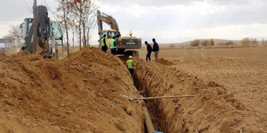 """Akyürek: """"Bu proje 26 yerleşim birimine hayat olacak"""""""