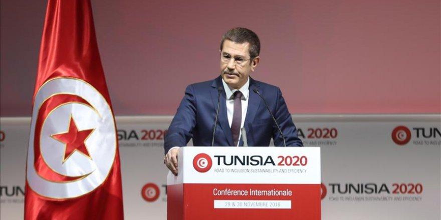 'Türk firmaları Tunus'ta 1 milyar dolarlık yatırım yaptı'