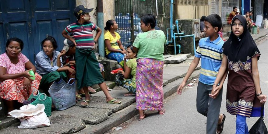 Malaysia wants Myanmar meet over violence in Rakhine