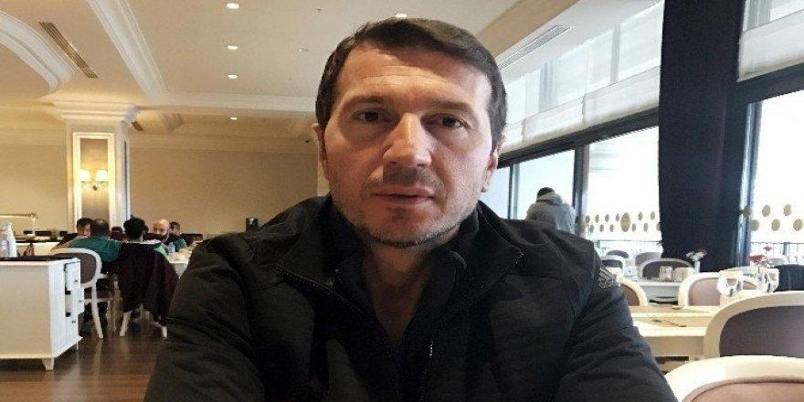 """Bayram Bektaş: """"Önceliğimiz lig ama kupayı da göz ardı etmiyoruz"""""""