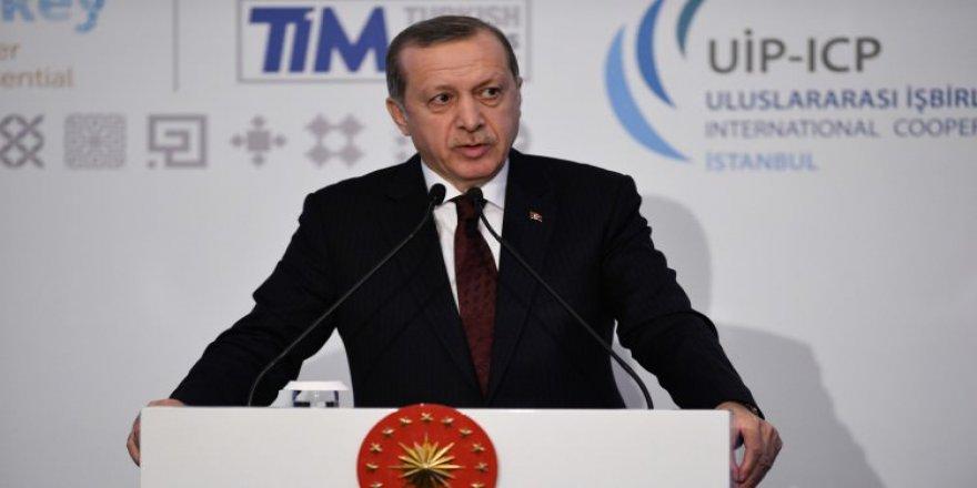 Erdoğan'dan kritik 'AVM' açıklaması!