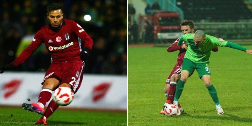 Beşiktaş kupada Kerim Frei ile güldü