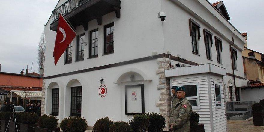 Türk Başkonsolosluğuna saldırıda 5 gözaltı