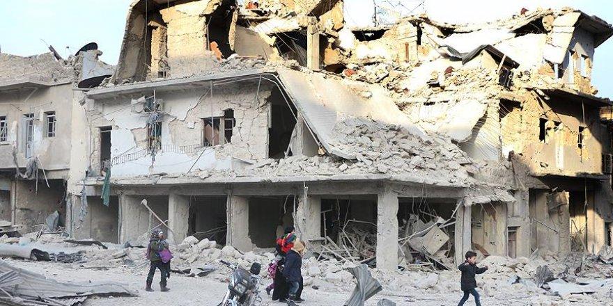 Halep için 10 günlük 'insani ateşkes' talebi
