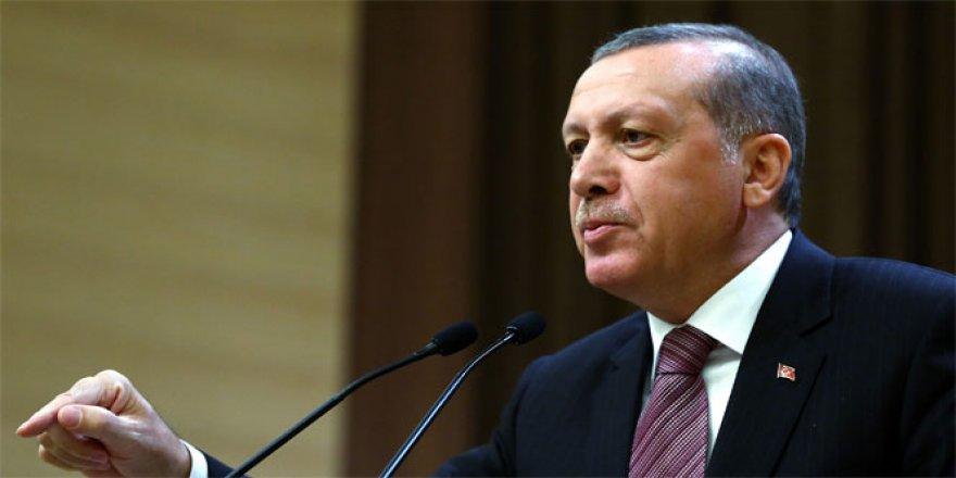 Erdoğan: 'Ortadoğu'da kalıcı barış için tek yol...'