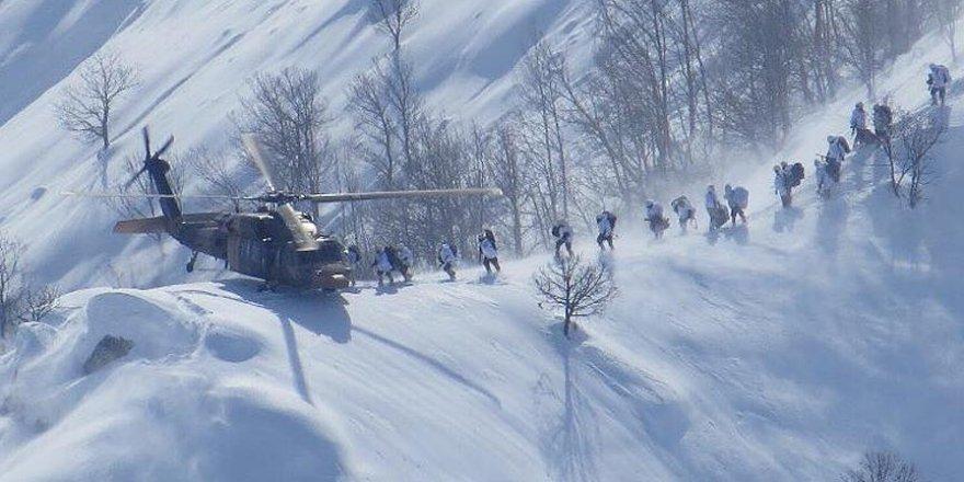 Cudi Dağı'nda 14 terörist etkisiz hale getirildi
