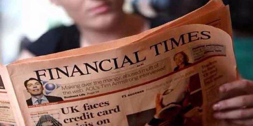 """14 yıldır """"batıyorlar"""" diyen Financial Times'dan çarpıcı Türkiye analizi"""