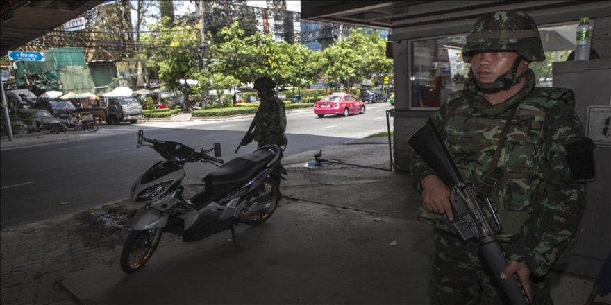 Soldier killed, 3 injured in bomb attack in Thai south