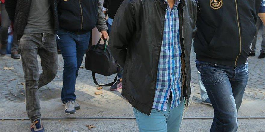 Bartın'da 15 akademisyen FETÖ'den gözaltına alındı