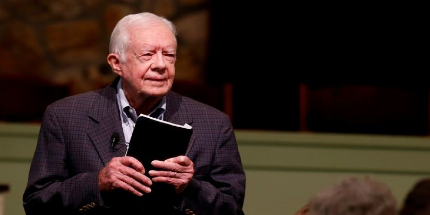Carter'dan Obama'ya Filistin çağrısı