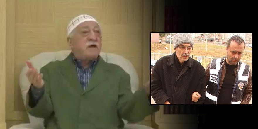 Teröristbaşı Gülen'in 'en sevdiği' isim yakalandı