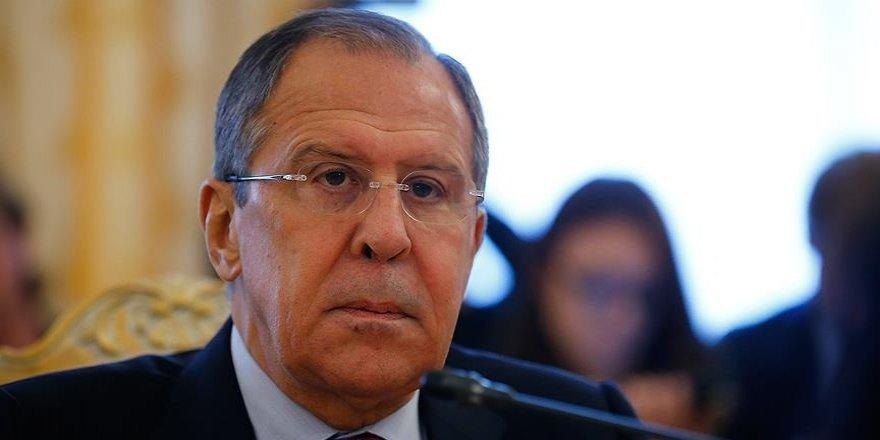 Lavrov'un ziyaretinde ana gündem Suriye