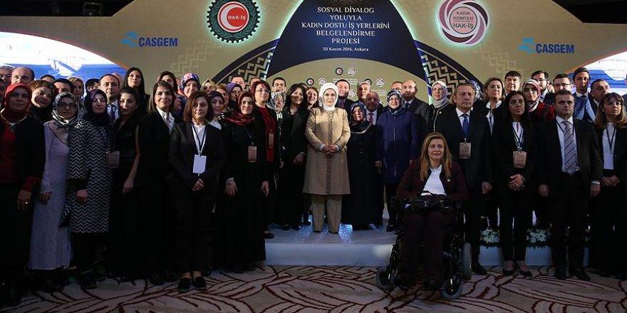 Emine Erdoğan: Allah bir daha böyle facialar hiç kimseye yaşatmasın