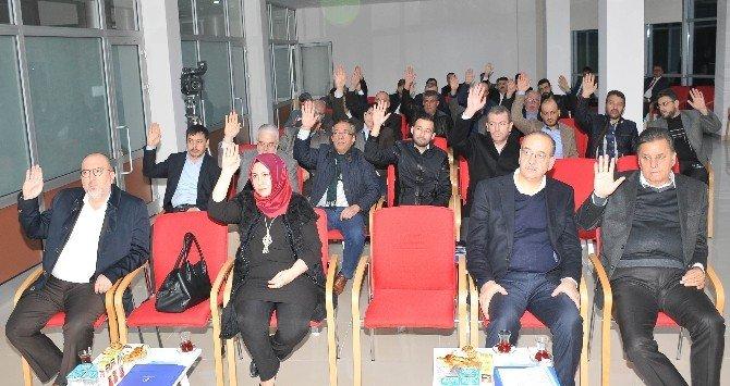 KSO Kasım ayı olağan meclis toplantısı yapıldı