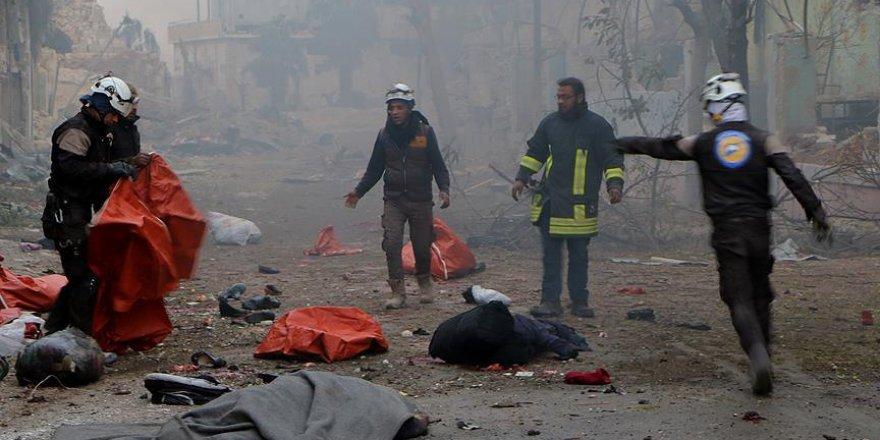 'Halep, Batı dış politikasının en büyük felaketinin sembolü'