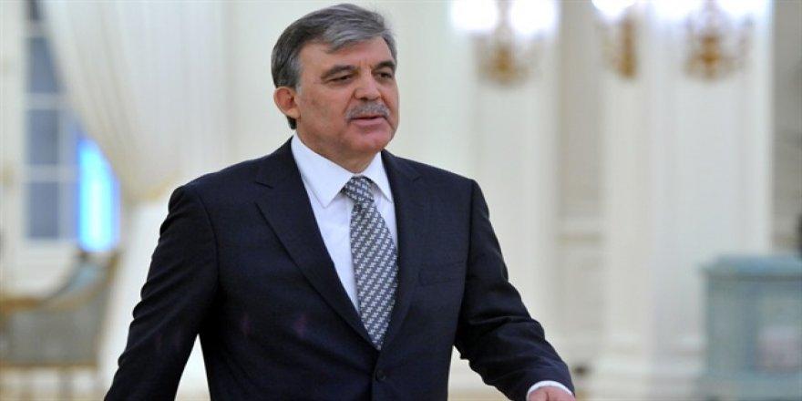 Abdullah Gül'den yeni parti iddialarına cevap