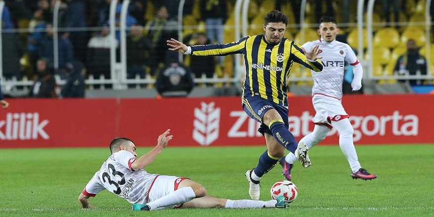 Fenerbahçe kupaya kötü başladı