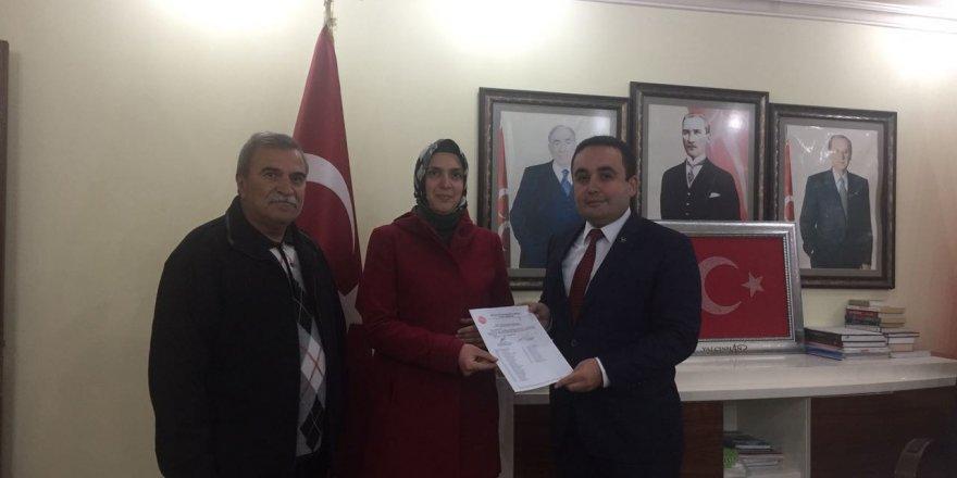 MHP Selçuklu ve Karatay ilçe başkanlığına atama