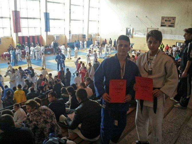 Türk judocular 2 altın, 3 gümüş ve 2 bronz madalyayla döndü
