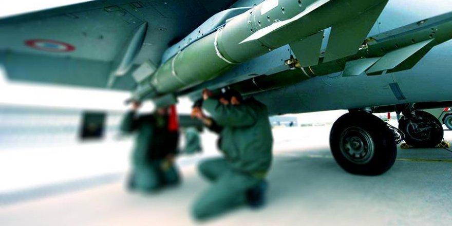 Hava Kuvvetlerindeki FETÖ operasyonunda 44 gözaltı