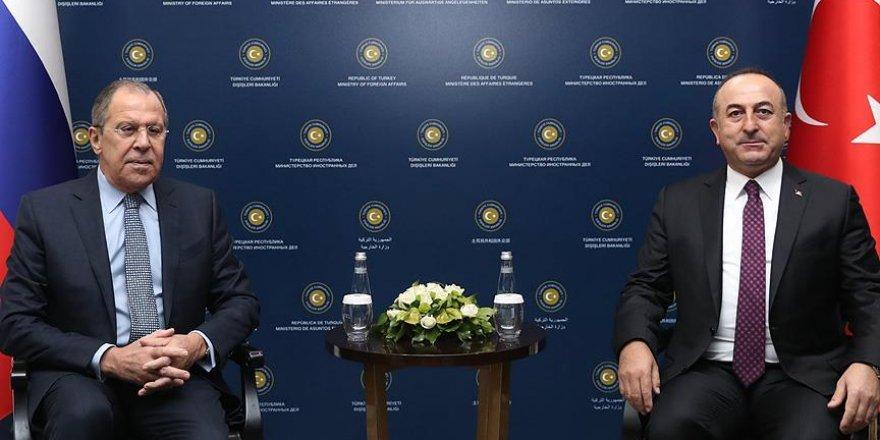 """Çavuşoğlu: """"Suriye'de bataklığı kurutmanız lazım"""""""