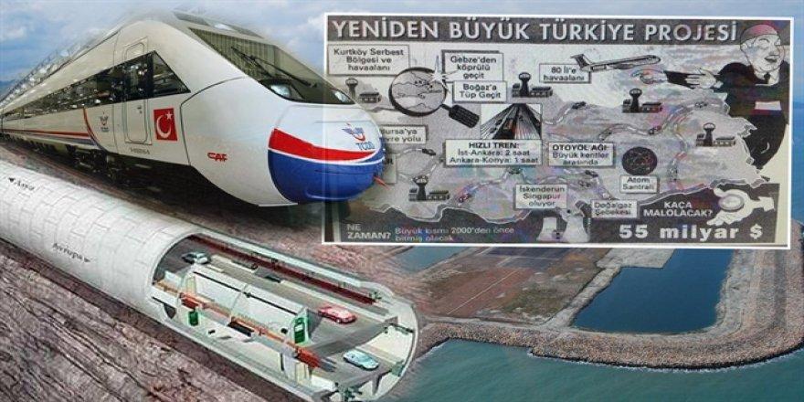 Hürriyet Erbakan ile dalga geçmişti, Erdoğan hepsini yaptı