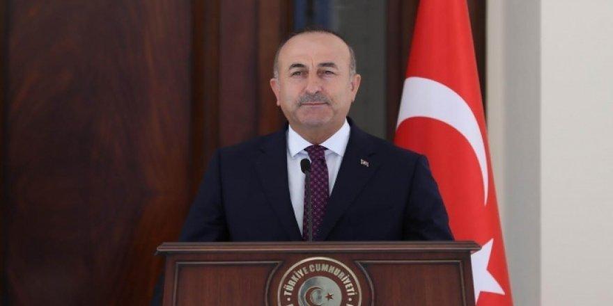 Dışişleri Bakanı Çavuşoğlu'ndan vize müjdesi
