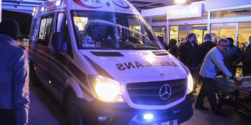 Yurt yangınında yaralanan 8 öğrenci taburcu edildi