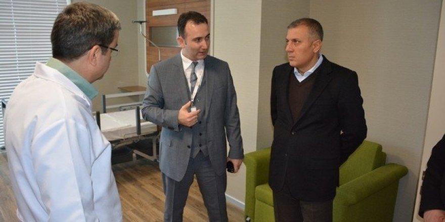 AK Parti'den MEDOVA'ya ziyaret