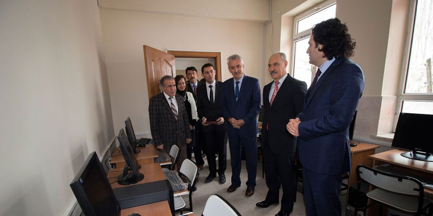 Konya Cumhuriyet Başsavcılığından bilgisayar bağışı