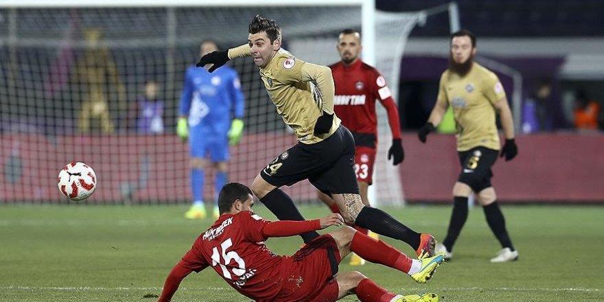 Osmanlıspor kupaya galibiyetle başladı