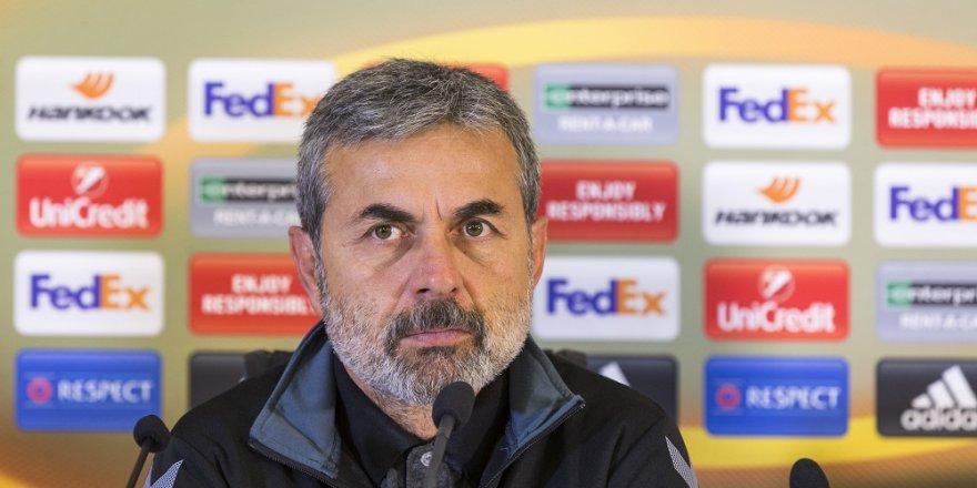 """Aykut Kocaman: """"Konyaspor yine çıkışa geçer"""""""
