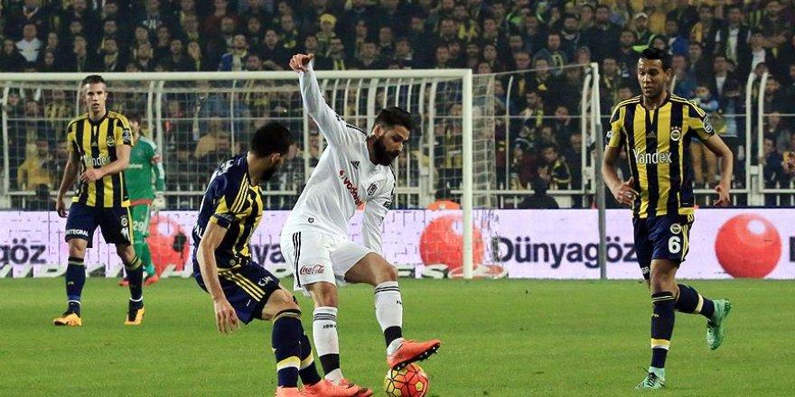Süper Lig'de gözler derbide
