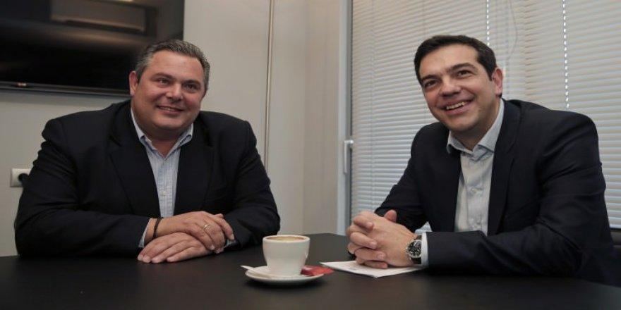 Yunan bakandan kriz yaratacak sözler